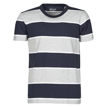 tekstylia Męskie T-shirty z krótkim rękawem Esprit T-SHIRTS Niebieski