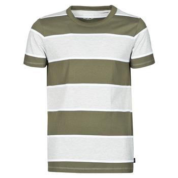 tekstylia Męskie T-shirty z krótkim rękawem Esprit T-SHIRTS Kaki