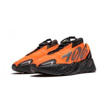 Buty Trampki niskie adidas Originals Yeezy Boost 700 MNVN Orange Orange/Orange/Orange