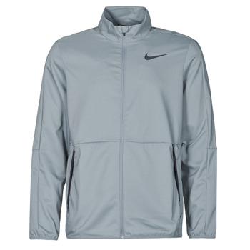 tekstylia Męskie Bluzy dresowe Nike DF TEAWVN JKT Szary / Czarny