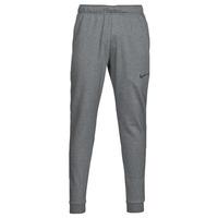 tekstylia Męskie Spodnie dresowe Nike DF PNT TAPER FL Szary / Czarny