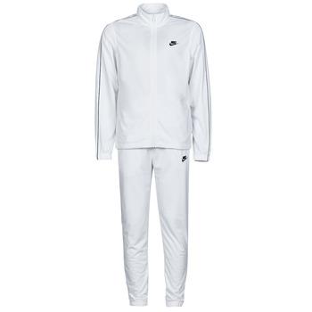 tekstylia Męskie Zestawy dresowe Nike NSSPE TRK SUIT PK BASIC Biały / Czarny