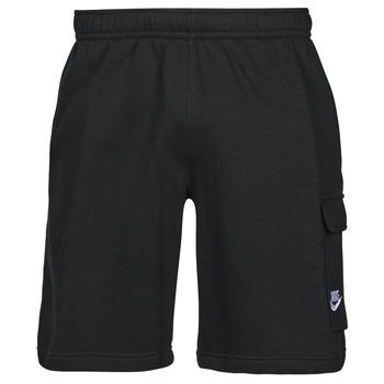 tekstylia Męskie Szorty i Bermudy Nike NSCLUB BB CARGO SHORT Czarny