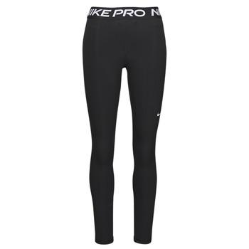tekstylia Damskie Legginsy Nike NIKE PRO 365 TIGHT Czarny / Biały