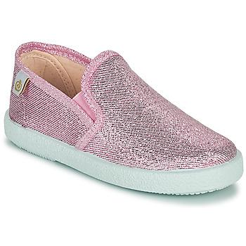 Buty Dziewczynka Baleriny Citrouille et Compagnie OBILA Różowy