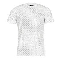 tekstylia Męskie T-shirty z krótkim rękawem Jack & Jones JJMINIMAL Biały