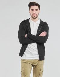 tekstylia Męskie Bluzy Jack & Jones JJEBASIC Czarny
