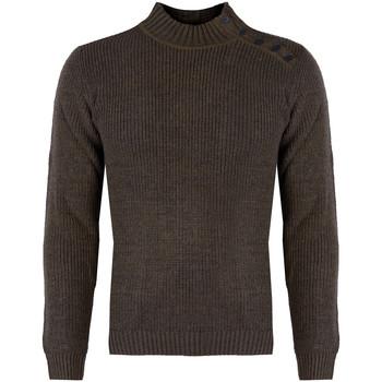 tekstylia Męskie Swetry Takeshy Kurosawa  Zielony