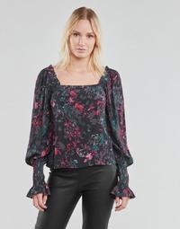 tekstylia Damskie Topy / Bluzki Vero Moda VMJACKIE Marine / Czerwony