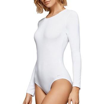 Bielizna Damskie Body  Impetus Thermo 8402606 001 Biały