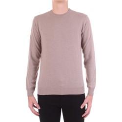 tekstylia Męskie Swetry Bramante D8001 Beżowy