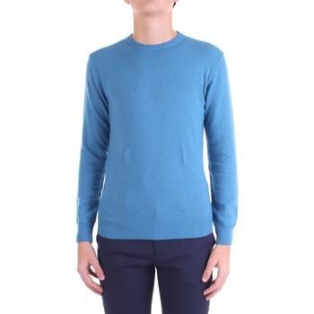 tekstylia Męskie Swetry Bramante D8001 Niebieski