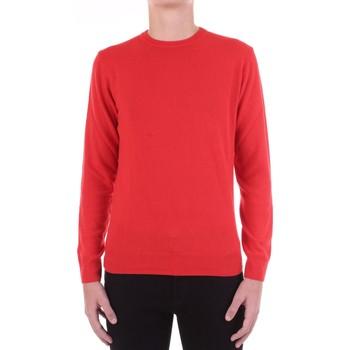 tekstylia Męskie Swetry Bramante D8001 Czerwony