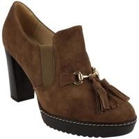 Buty Damskie Low boots Cx  Beige