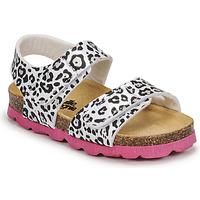 Buty Dziewczynka Sandały Citrouille et Compagnie BELLI JOE Leopard