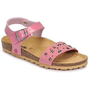 Buty Dziewczynka Sandały Citrouille et Compagnie IHITO Różowy