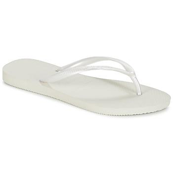 Buty Damskie Japonki Havaianas SLIM Biały