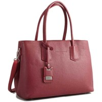 Torby Damskie Torby shopper Christian Laurier PIA rouge