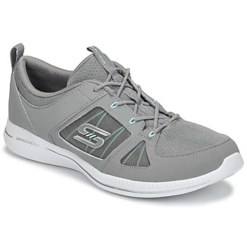 Buty Damskie Fitness / Training Skechers CITY PRO - WITHOUT A CARE Szary