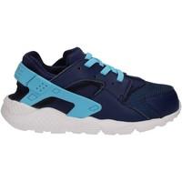 Buty Dziecko Trampki niskie Nike 704952 Niebieski