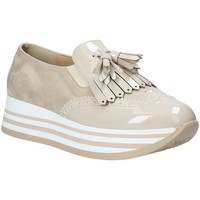 Buty Damskie Tenisówki Grace Shoes MAR016 Beżowy