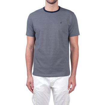 tekstylia Męskie T-shirty z krótkim rękawem Navigare NV70031 Niebieski