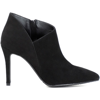 Buty Damskie Low boots Café Noir NA563 Czarny