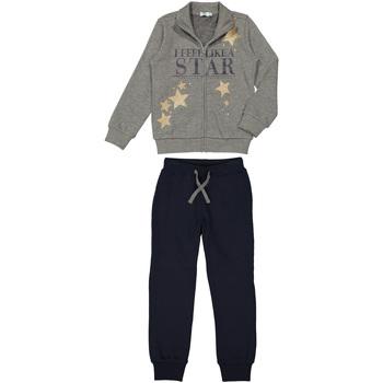 tekstylia Dziecko Piżama / koszula nocna Melby 90M0505M Szary