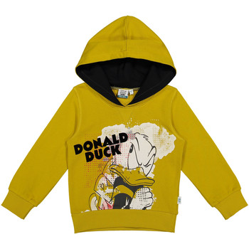 tekstylia Dziecko Bluzy Melby 40D0022DN Żółty