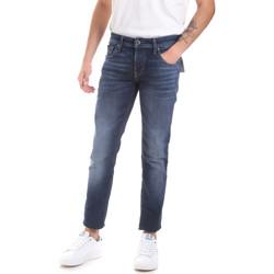 tekstylia Męskie Jeansy slim fit Antony Morato MMDT00241 FA750240 Niebieski