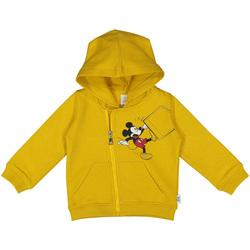 tekstylia Dziecko Bluzy Melby 20D2030DN Żółty