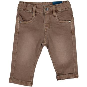 tekstylia Dziecko Jeansy slim fit Melby 20F2180 Brązowy