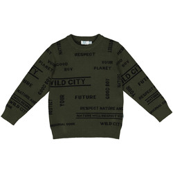 tekstylia Dziecko Bluzy Melby 40B2032 Zielony