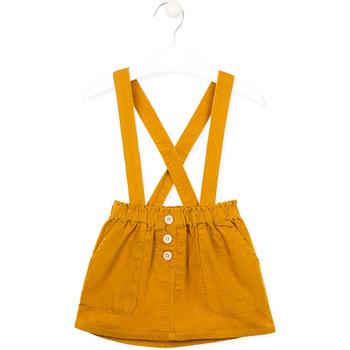 tekstylia Dziewczynka Spódnice Losan 026-7027AL Żółty