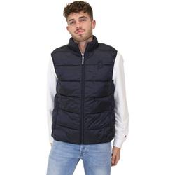 tekstylia Męskie Swetry rozpinane / Kardigany Invicta 4437177/U Niebieski