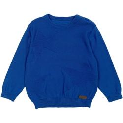 tekstylia Dziecko Swetry Losan 027-5653AL Niebieski
