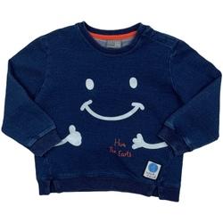 tekstylia Dziecko Bluzy Losan 027-6001AL Niebieski