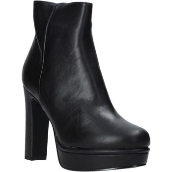 Buty Damskie Buty za kostkę Grace Shoes 5202006 Czarny