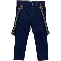 tekstylia Dziecko Chinos Losan 025-9790AL Niebieski