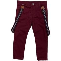 tekstylia Dziecko Chinos Losan 025-9790AL Czerwony