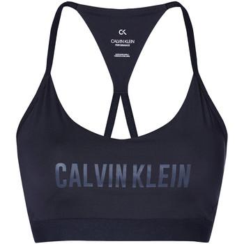 tekstylia Damskie Biustonosze Calvin Klein Jeans 00GWT0K117 Czarny