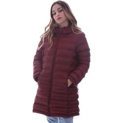 tekstylia Damskie Kurtki pikowane Invicta 4432425/D Czerwony