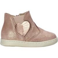 Buty Dziewczynka Buty za kostkę Falcotto 2501847 02 Różowy
