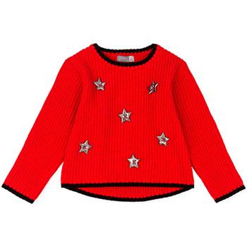 tekstylia Dziecko Swetry Losan 026-5000AL Czerwony