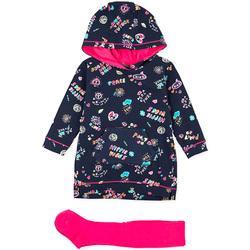 tekstylia Dziecko Komplet Losan 026-8030AL Niebieski
