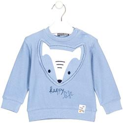 tekstylia Dziecko Swetry Losan 027-6002AL Niebieski