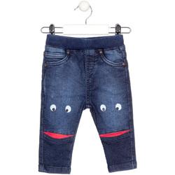 tekstylia Dziecko Jeansy slim fit Losan 027-6010AL Niebieski