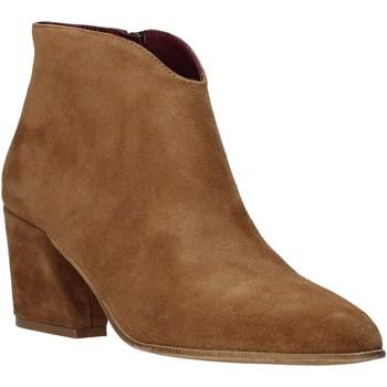 Buty Damskie Botki Bueno Shoes 20WR5102 Brązowy