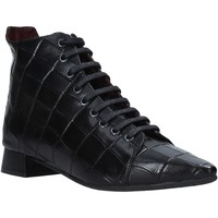 Buty Damskie Buty za kostkę Bueno Shoes 20WR3002 Czarny