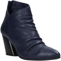 Buty Damskie Botki Bueno Shoes 20WR1400 Niebieski